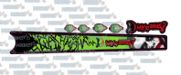 The Joker Why So Serious Top Tube Graphic